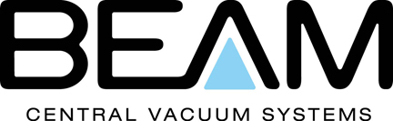 BEAM Central vacuums logo