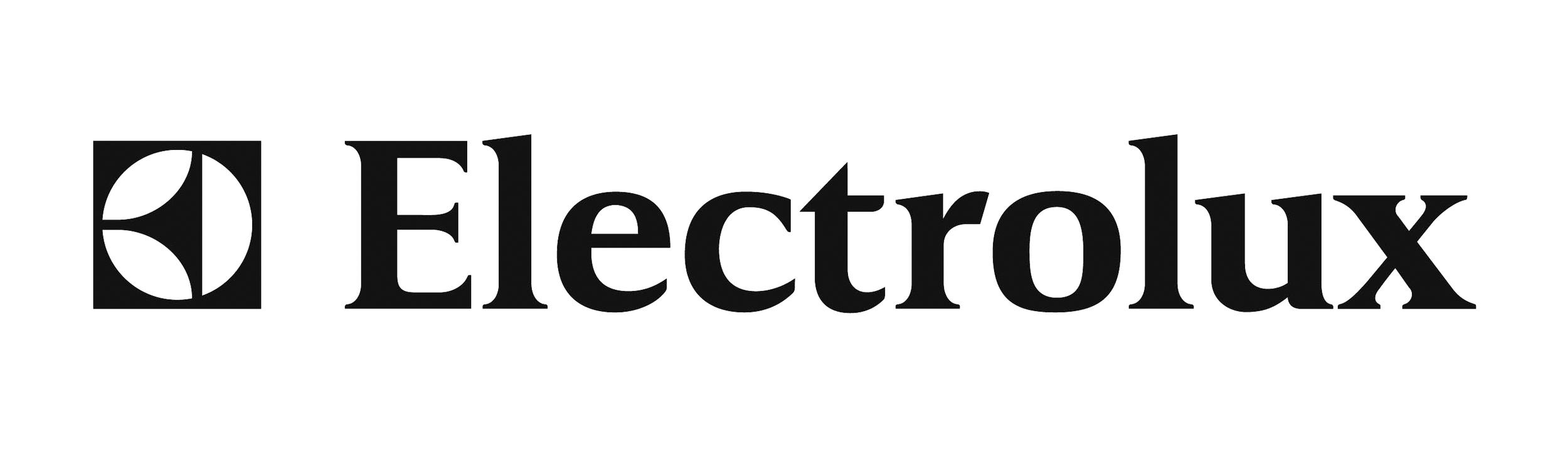 Electrolux vacuums logo