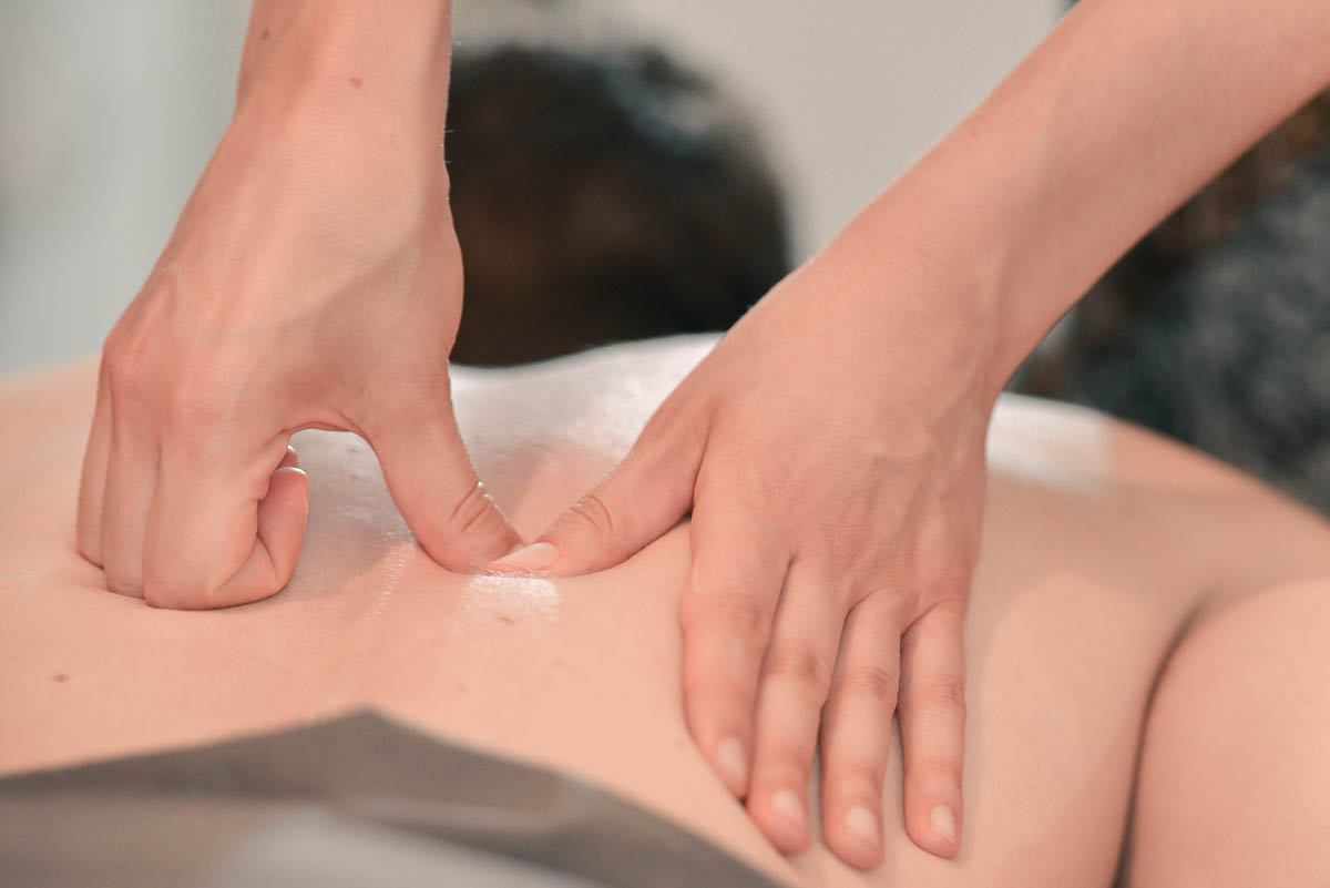massage trigger point