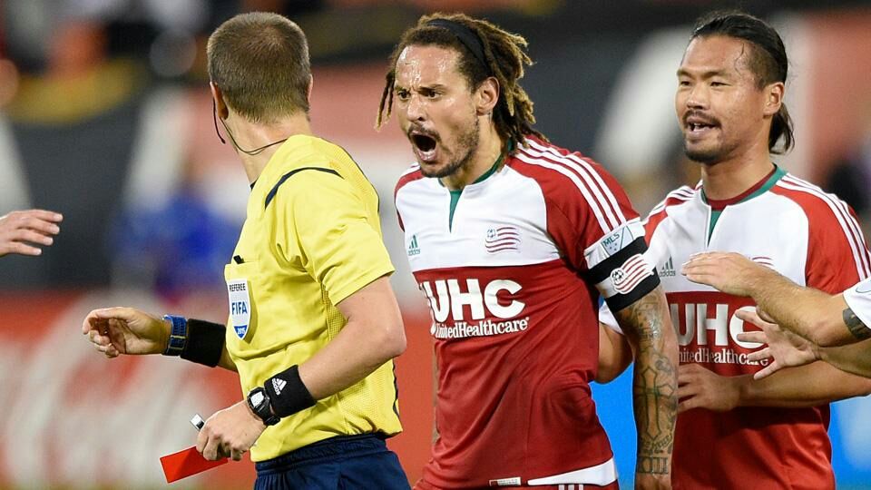 """Don't start no shit, won't be no shit."" - Jermaine Jones"