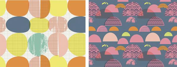 Designer Leah Greenberg via Print & Pattern