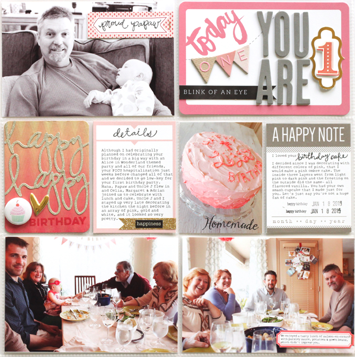 Layout featured in  Jot Magazine, Issue 10 .
