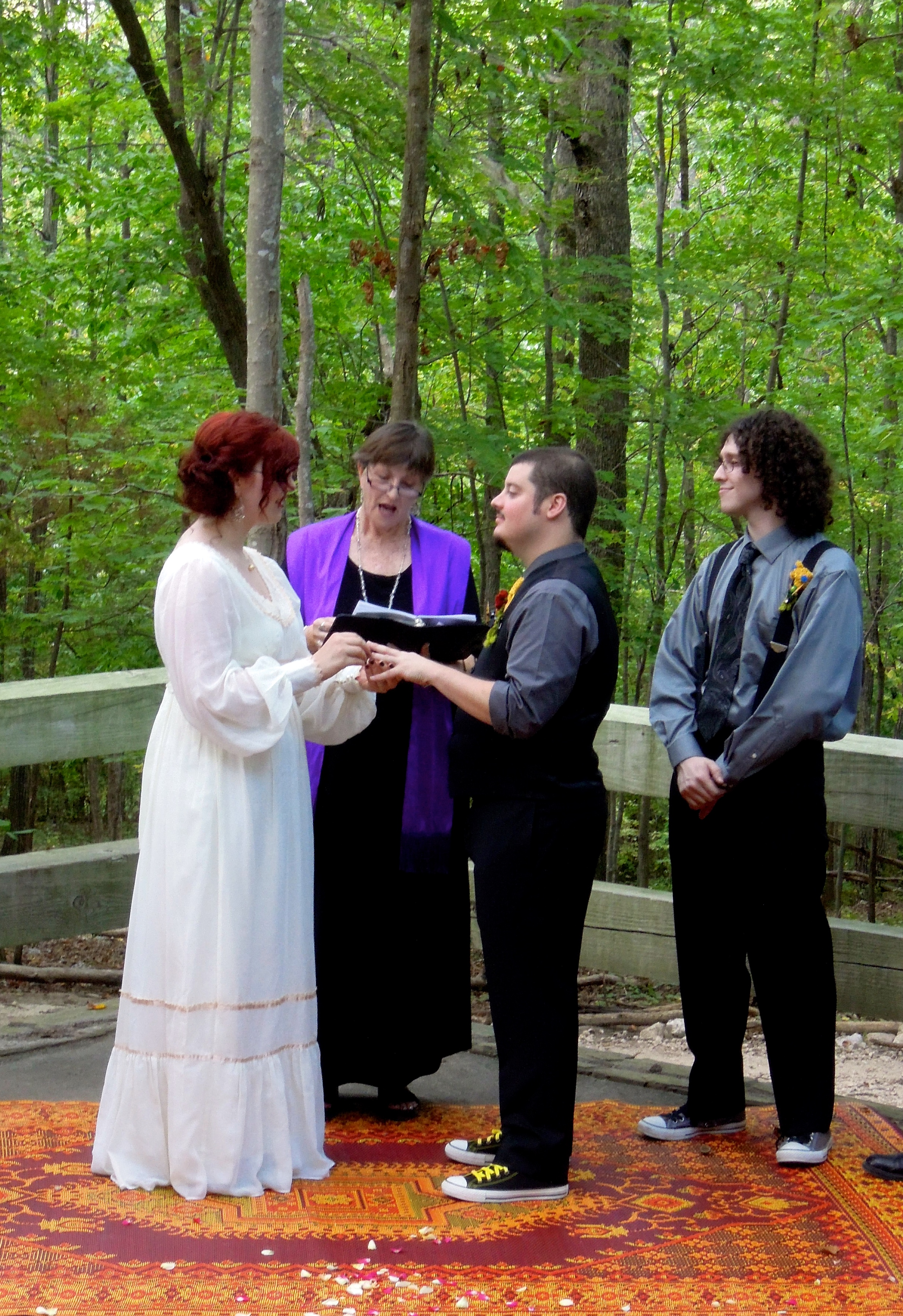 Wedding at Umstead Park (Shelter 1), Raleigh NC