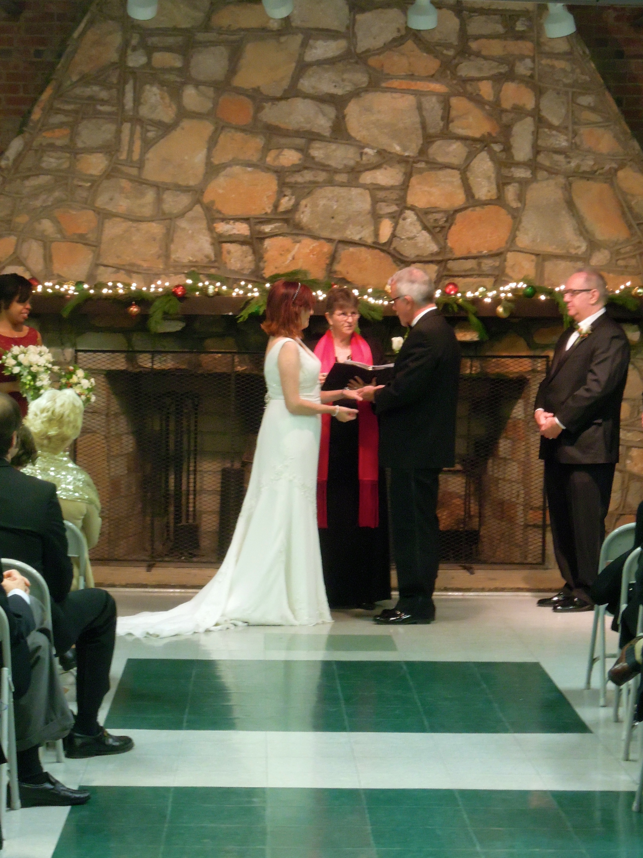 Wedding at Campbell Lodge, Durant Park, Raleigh NC
