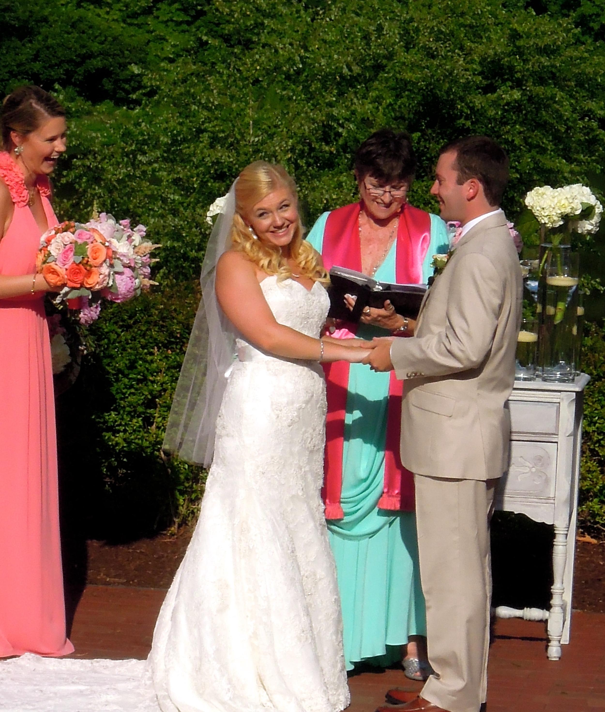 Joyful Wedding at Highgrove Estate in Fuquay Varina NC