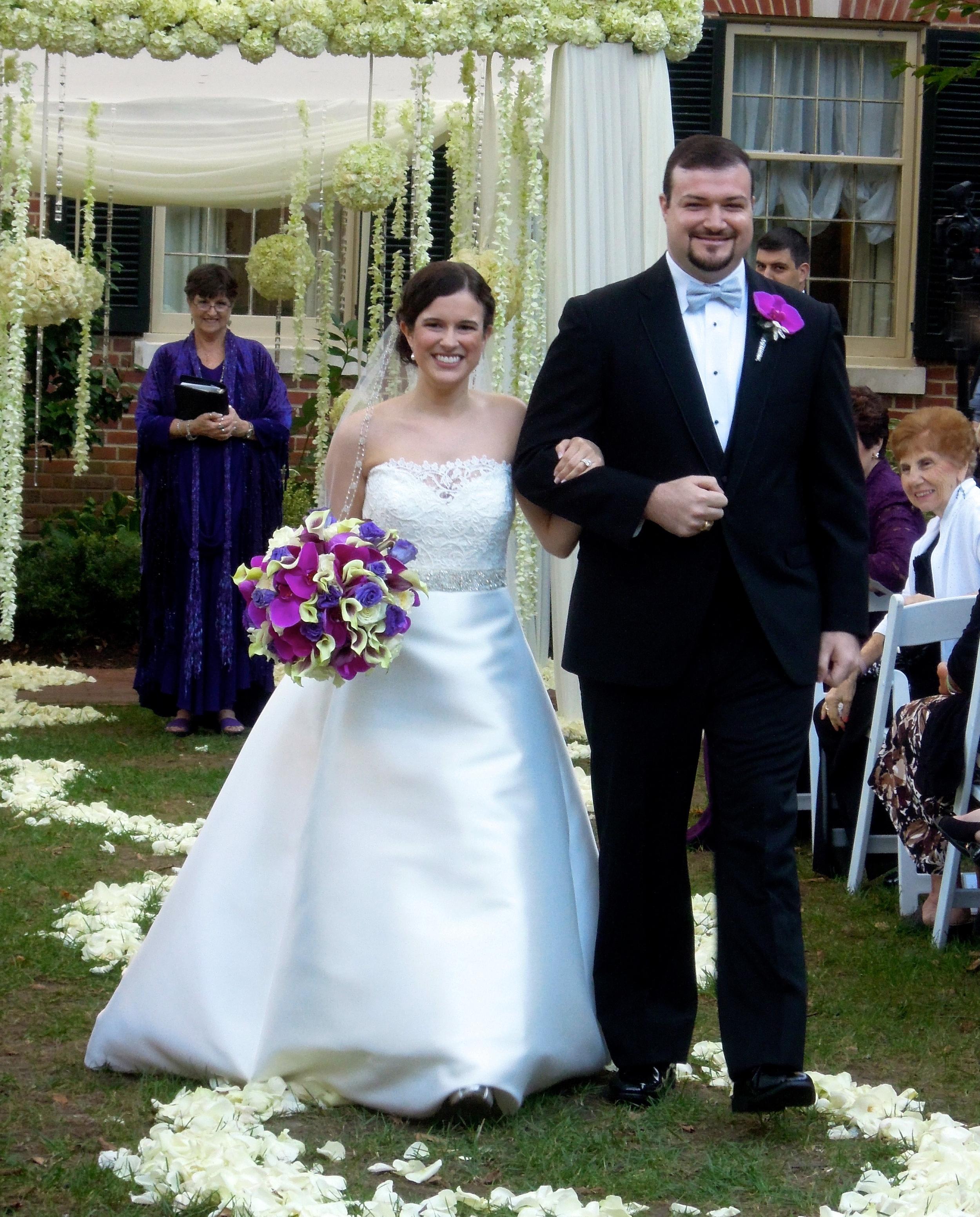 Spectacular Interfaith Wedding at The Carolina Inn, Chapel Hill NC
