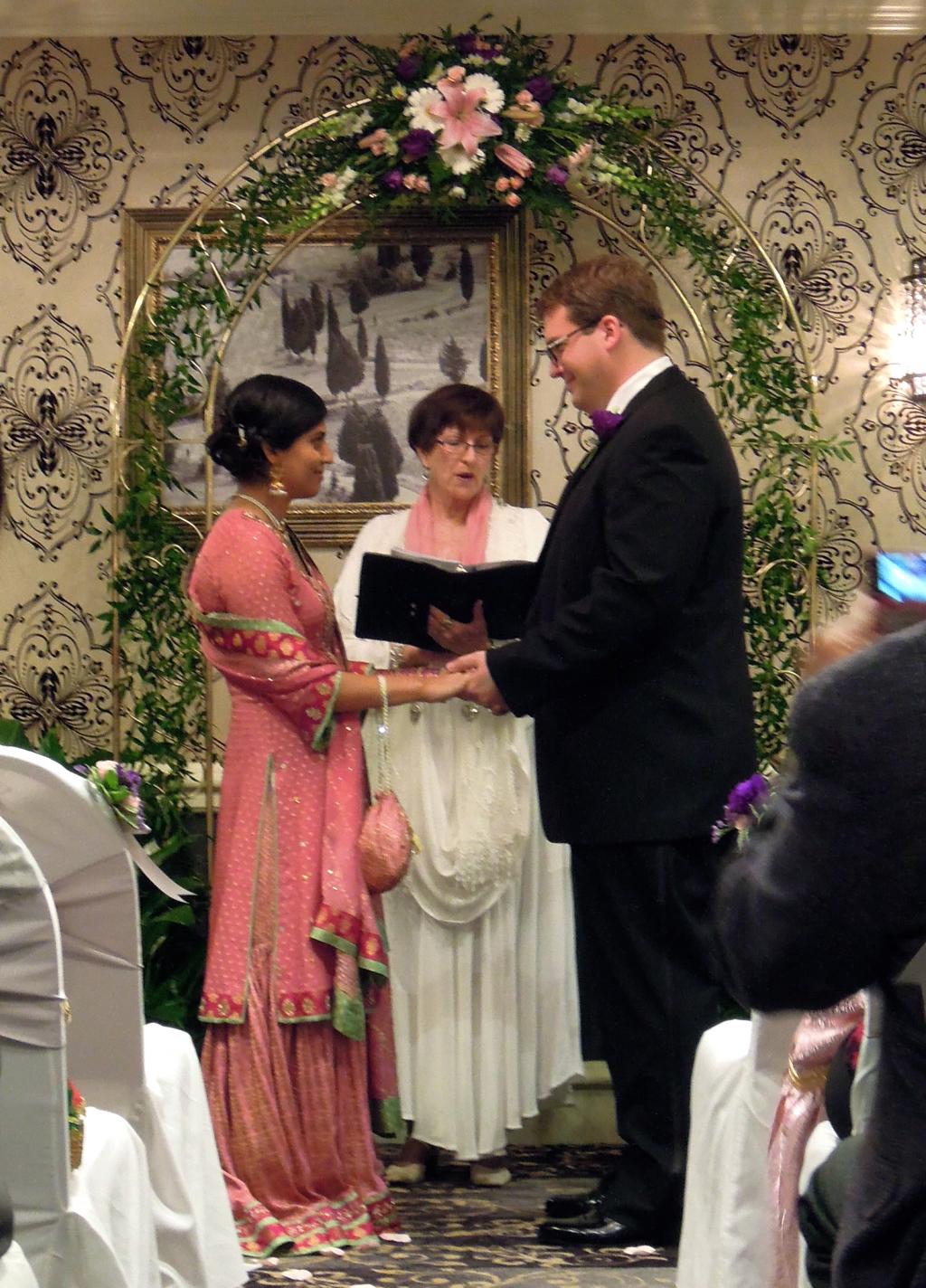 Persian American Blended Wedding