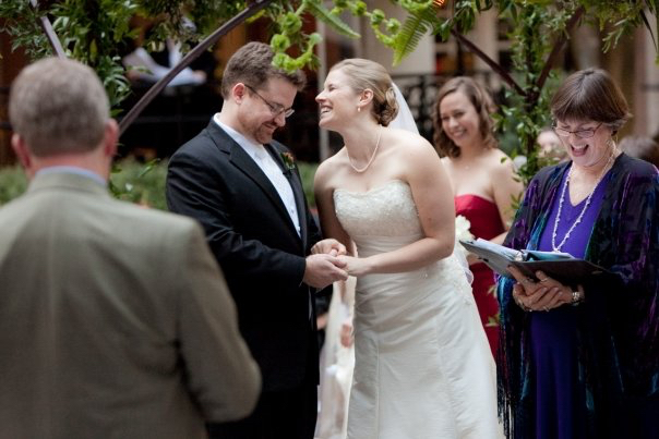 Christian Jewish Interfaith Wedding