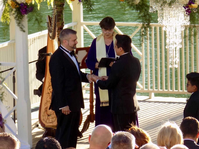 James and Jhon's wedding at Rose Hill Plantation!