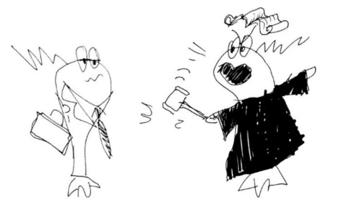 """""""Flounder vs. Pounder"""""""