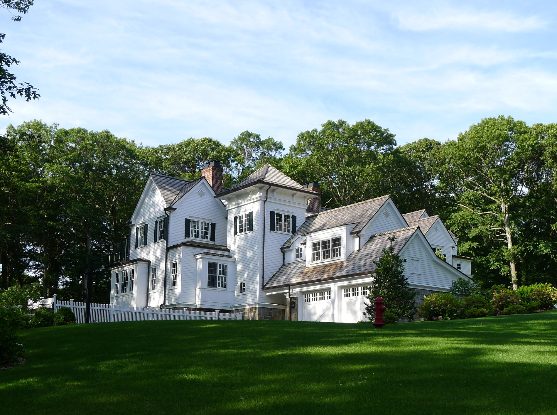 House in Mill Neck - New York 2007