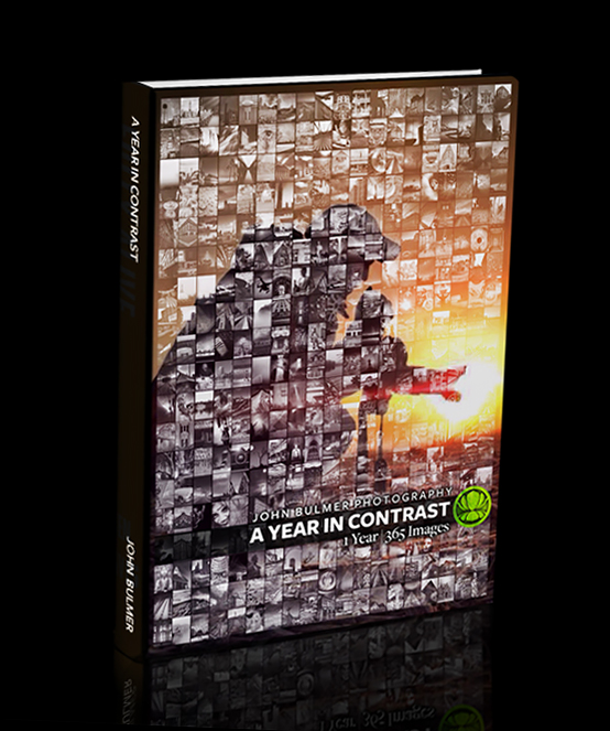 A Year in Contrast: 1 Year, 365 Images  is currently in development.
