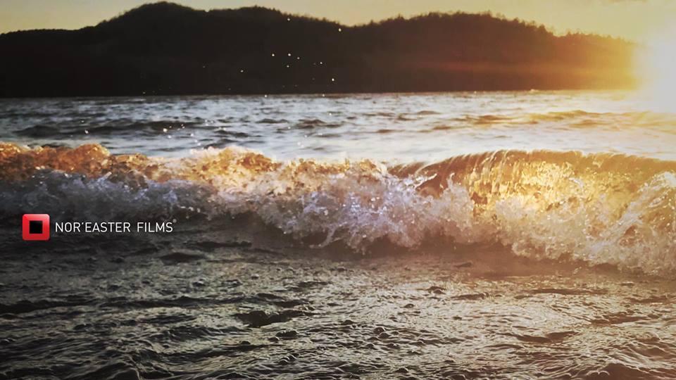 Waves of Late Day Sun   Tomhannock