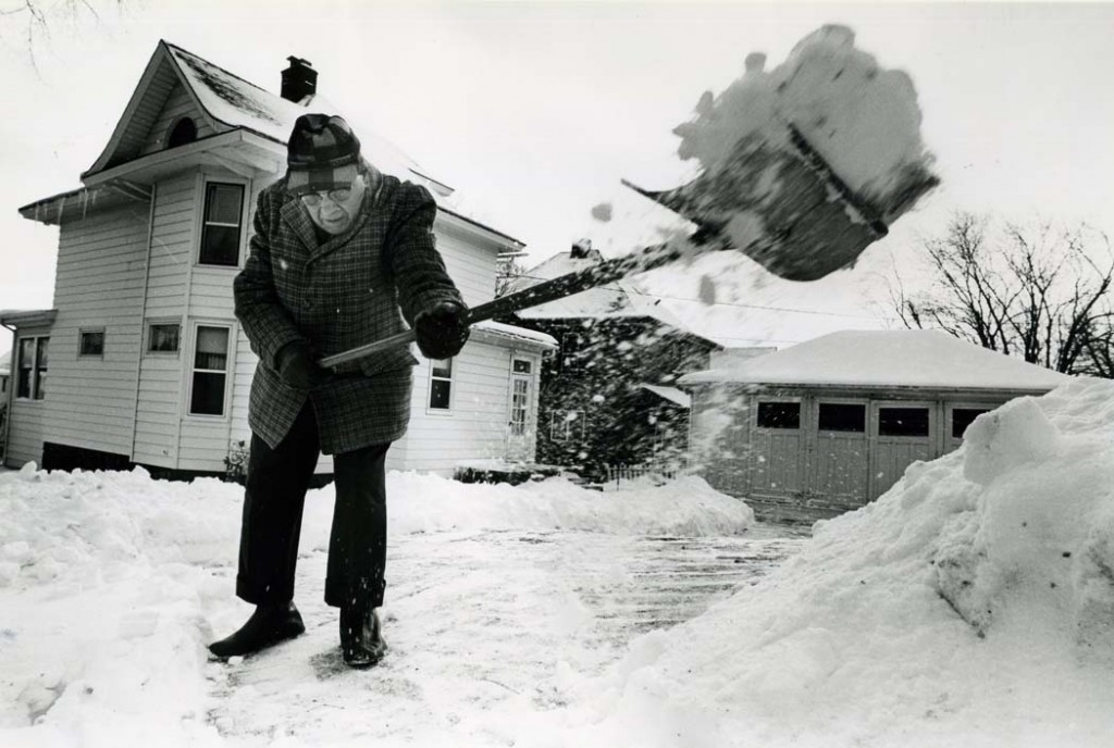 Six Short Scenes about Shoveling a Driveway in Brooklyn (2M)  Two brothers, climate change, and a snowstorm.