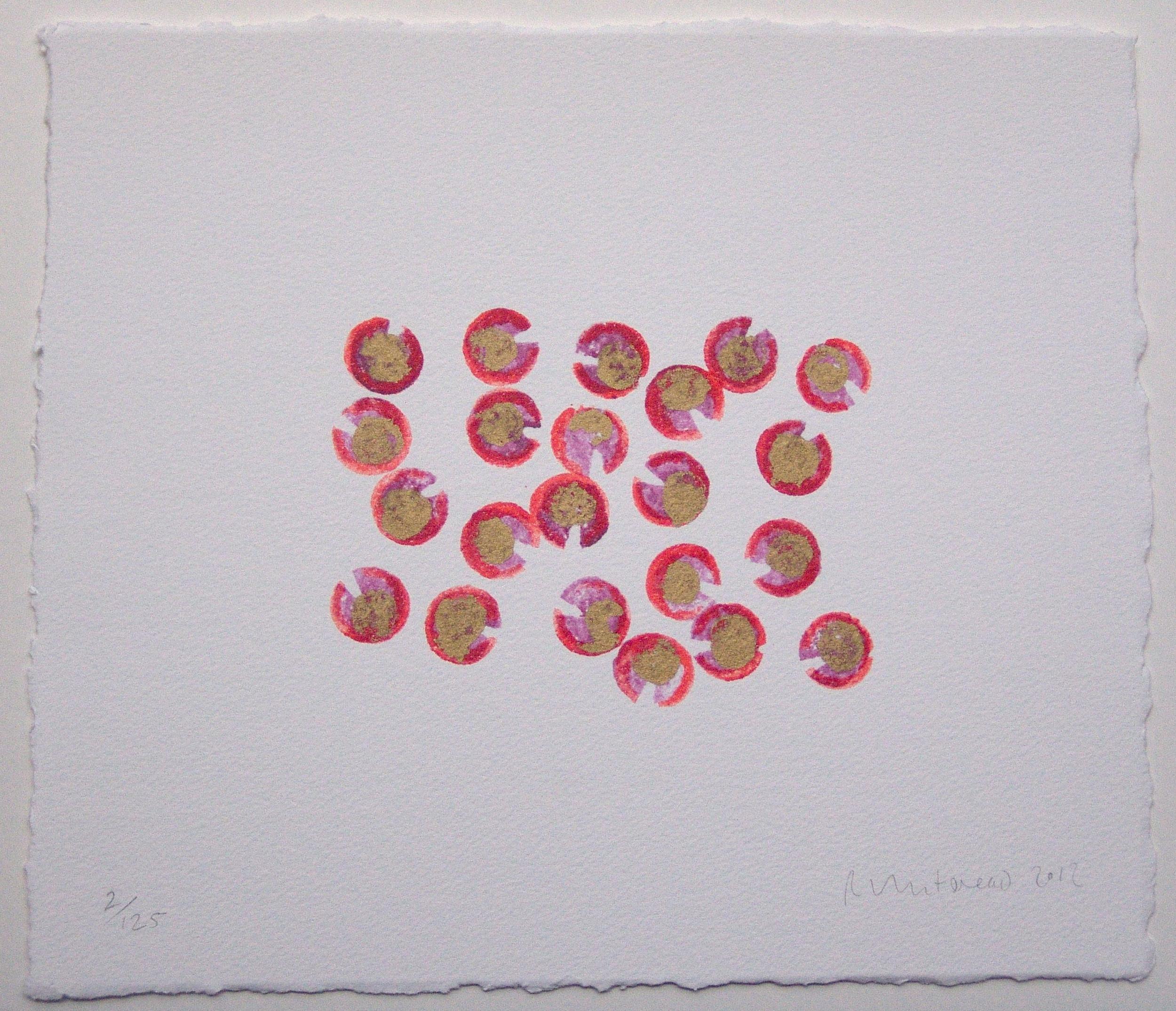 Rachel Whiteread 'Hollyhock Seeds'