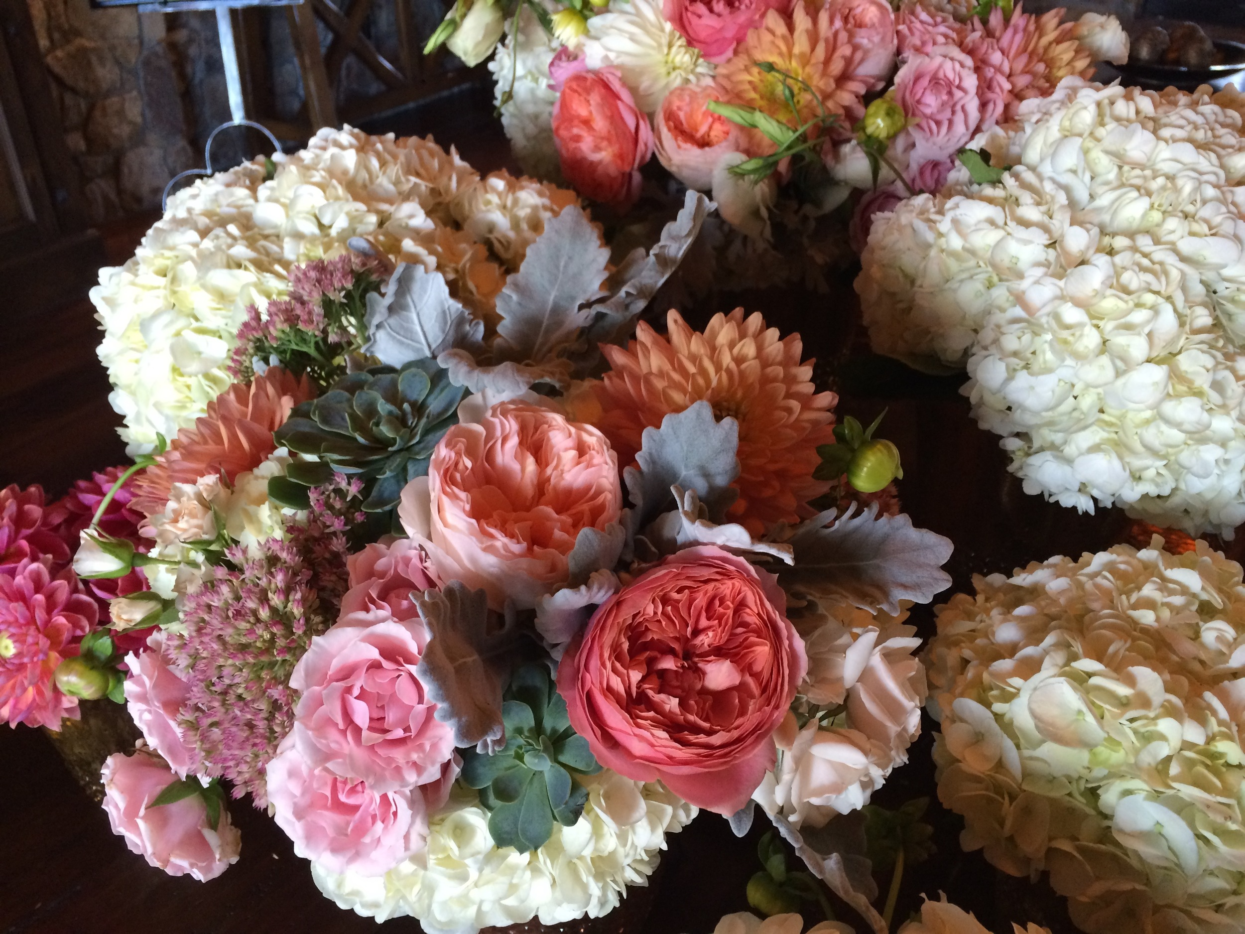 Heirloom Floral Design - Bend Weddings -Farmer florist-Locally grown- Oregon grown-Slow flowers-Flowers to Hold-Brasada Ranch succulents garden roses.jpg