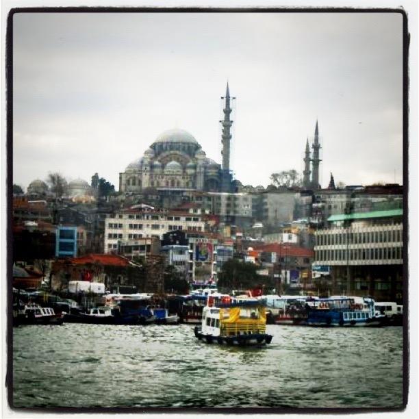 Istanbul, still my favorite city