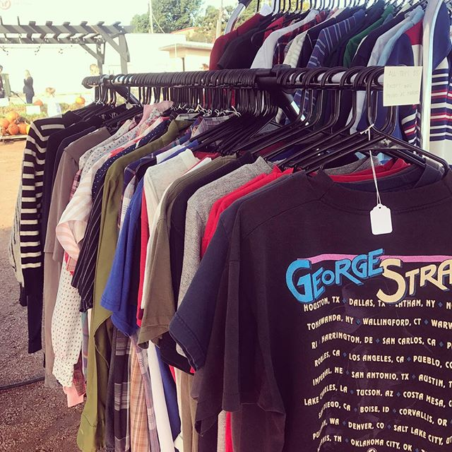 We're open and @champion_vintage_okc has all your vintage needs covered! Come check our amazing vendors, we're here 'til 6,