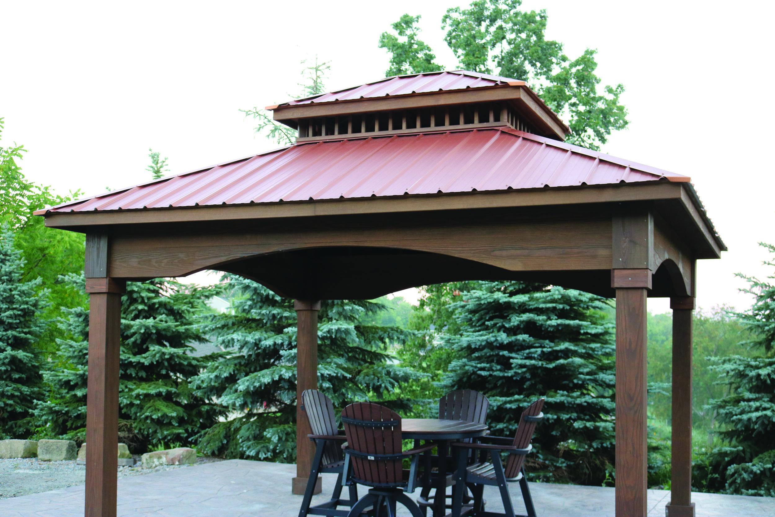 Cascade Pavilion with Premier Arch, Mocha Stain.JPG