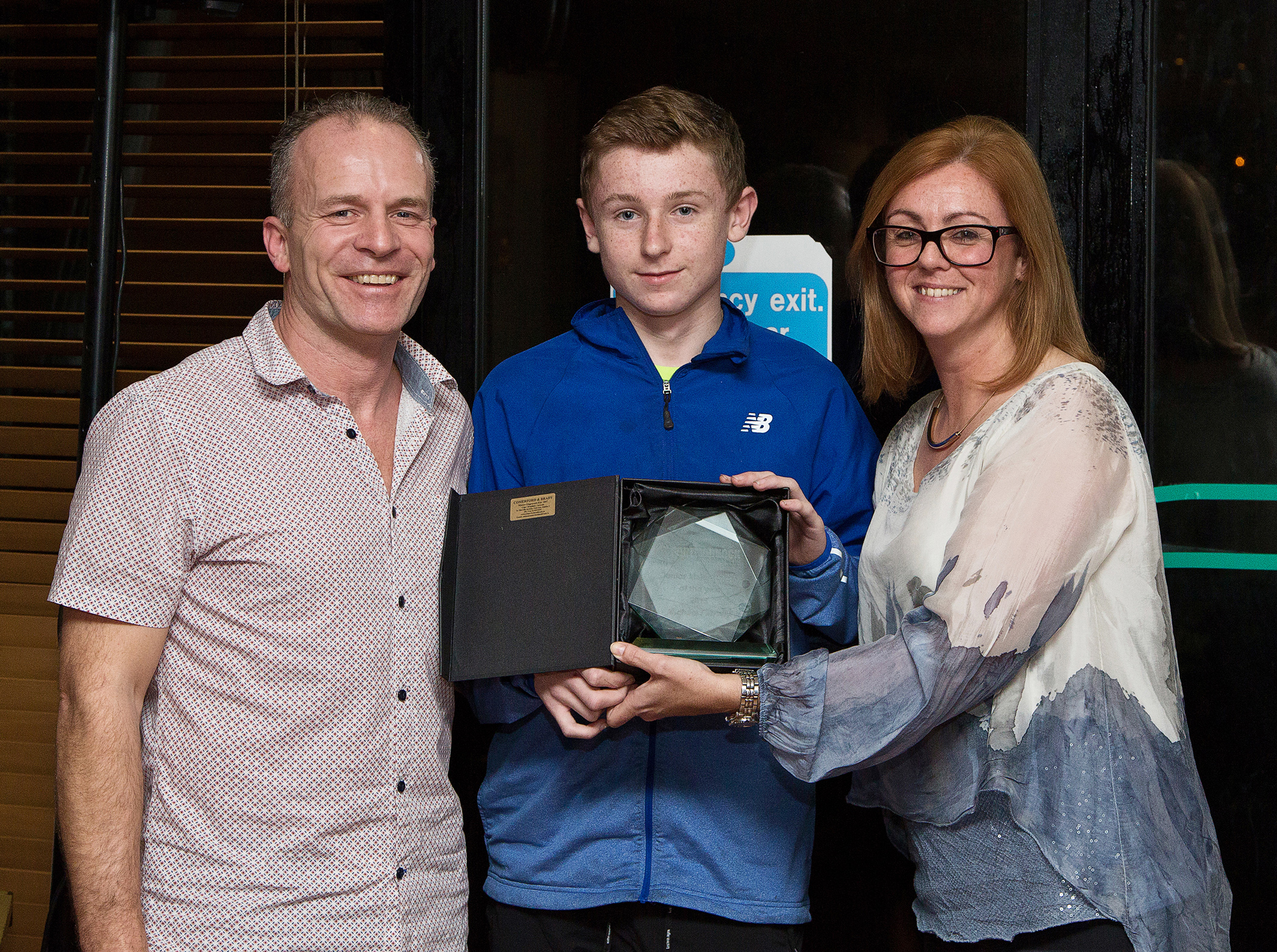 Juvenile Male Athlete of The Year 2015 - Michael Farrelly