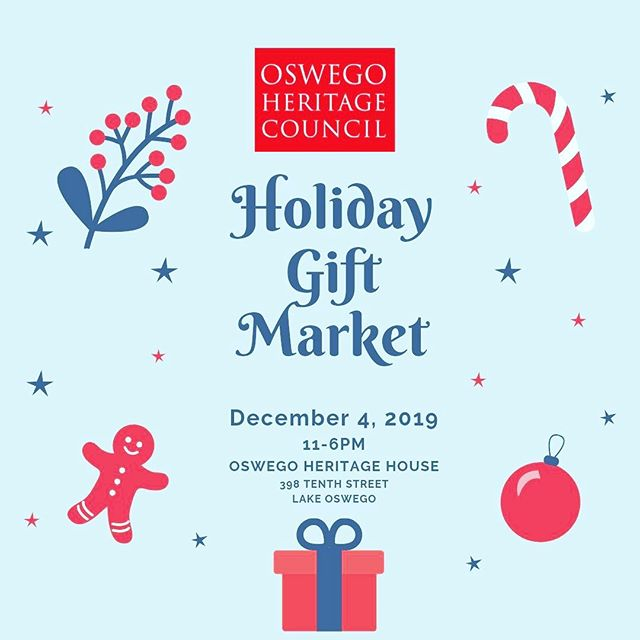 Shop 'til you drop! It's for a great cause. 👌🏻#lakeoswego #oswegoheritagecouncil #oswegoheritagehouse #shoplocal