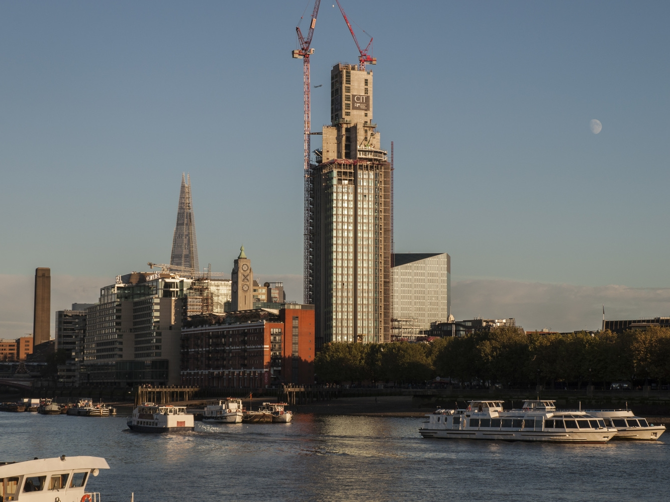 South Bank Tower (Formerly Kings Reach)