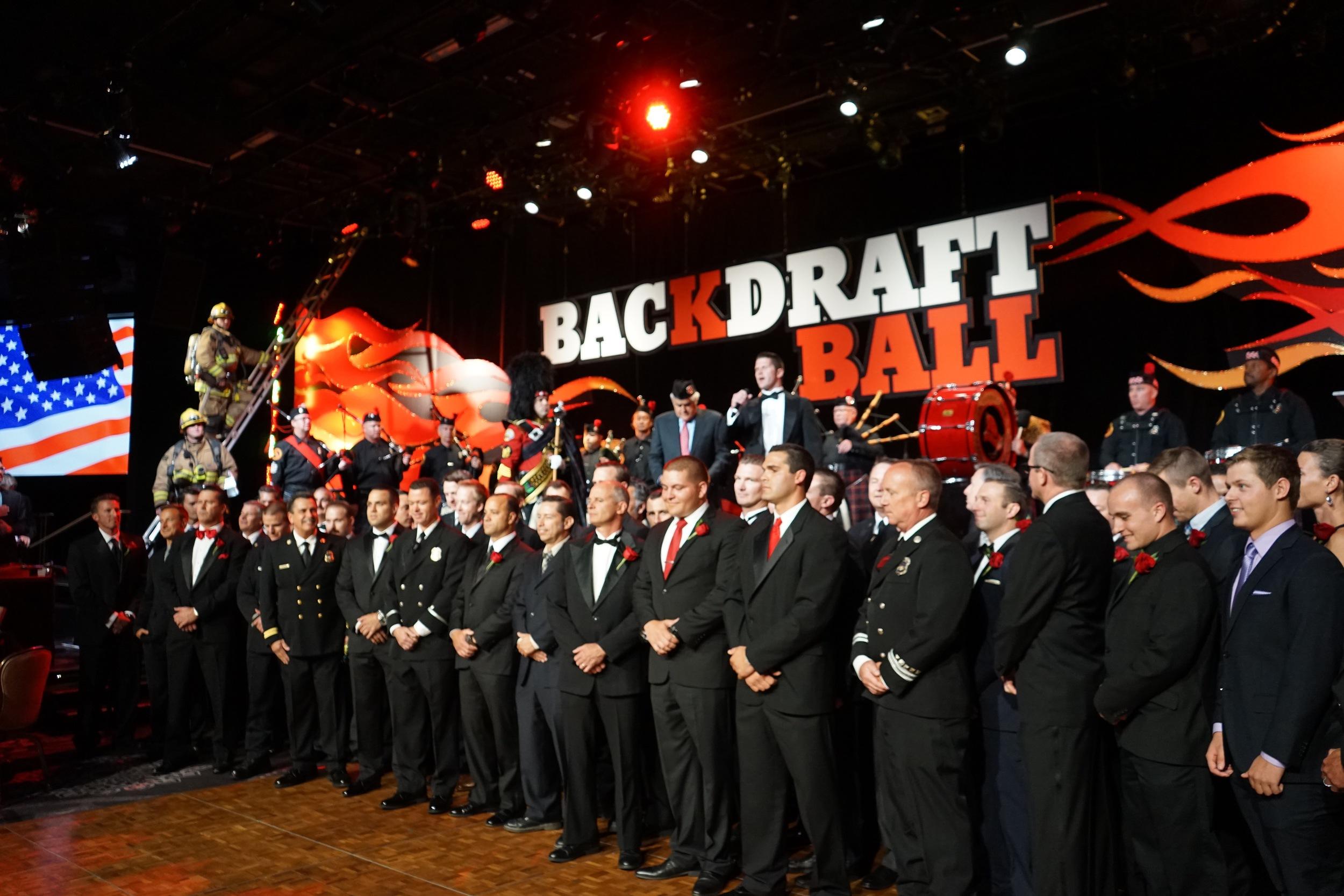 Backdraft Ball 2015
