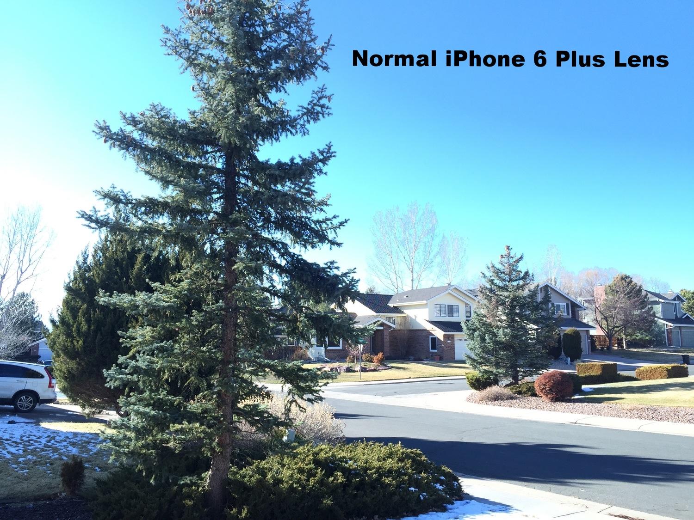iPhone 6 Plus Lens