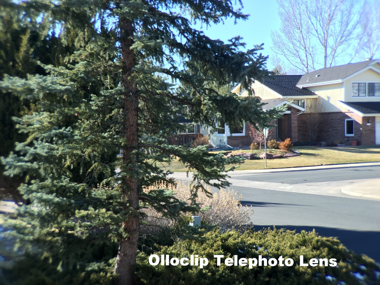 Olloclip 2X Telephoto Lens