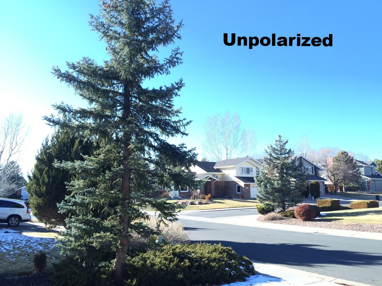 Unpolarized iPhone 6 Plus image