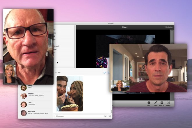 """Image from Modern Family """"Connection Lost"""", via The Verge"""