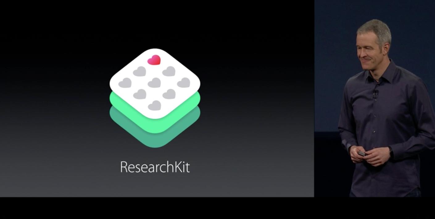 Via Apple livestream of the 3/9/15 spring forward event