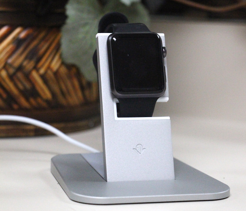 Twelve South HiRise for Apple Watch. Photo ©2015, Steven Sande. All rights reserved.