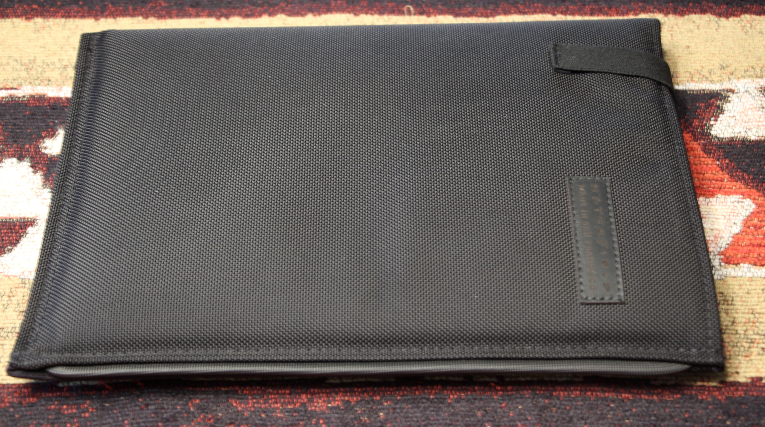 Waterfield designs dash sleeve. photo ©2015, steven sande. All rights reserved.