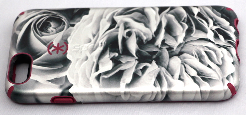 "Speck CandyShell Inked Luxury case in ""Shimmering Rose"""