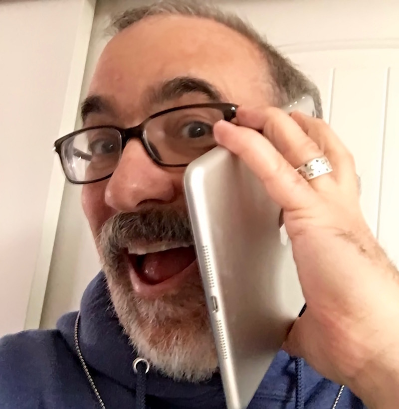 I LOVE my new 5.8-inch iPhone!