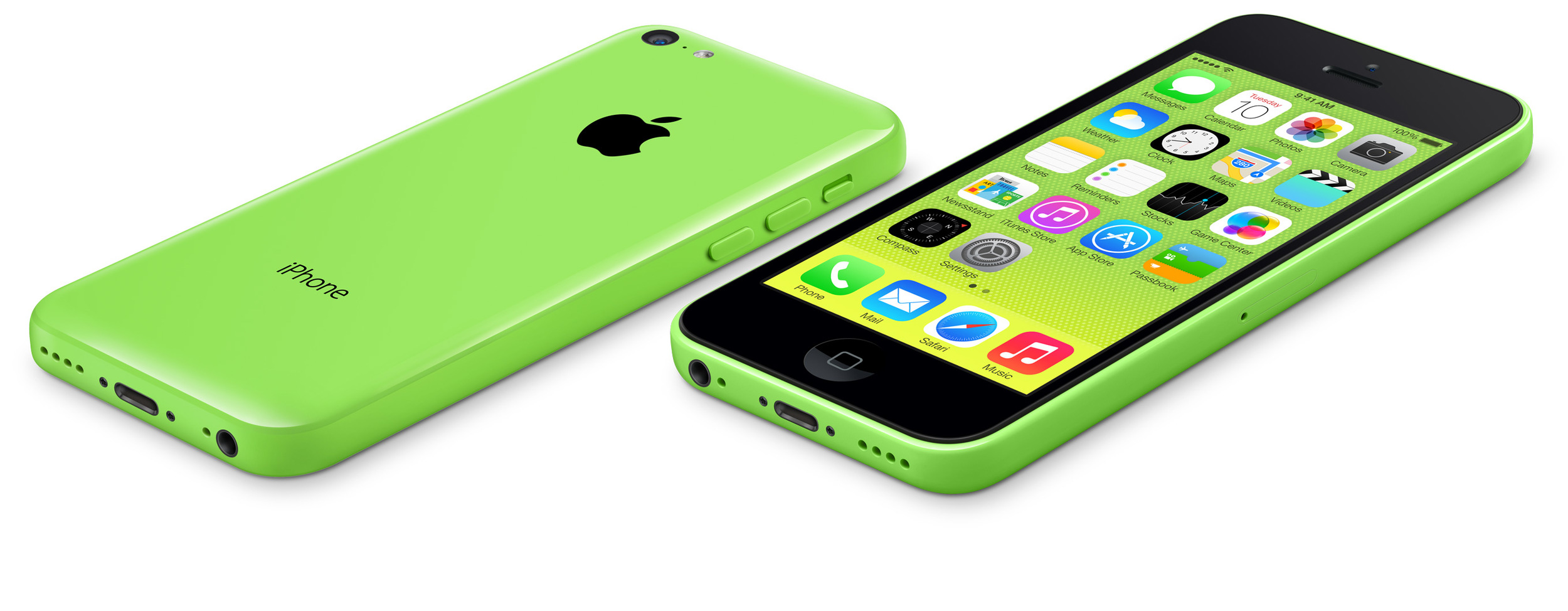 Remember the green iPhone 5c? Yeah, that didn't go over too well...