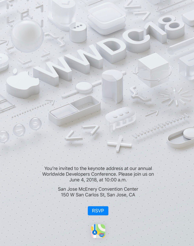 The WWDC 2018 Invitation That We Didn't Receive...