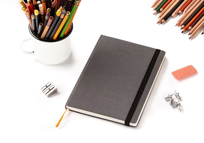 Medium Journal Notepad. Image via Pad & Quill