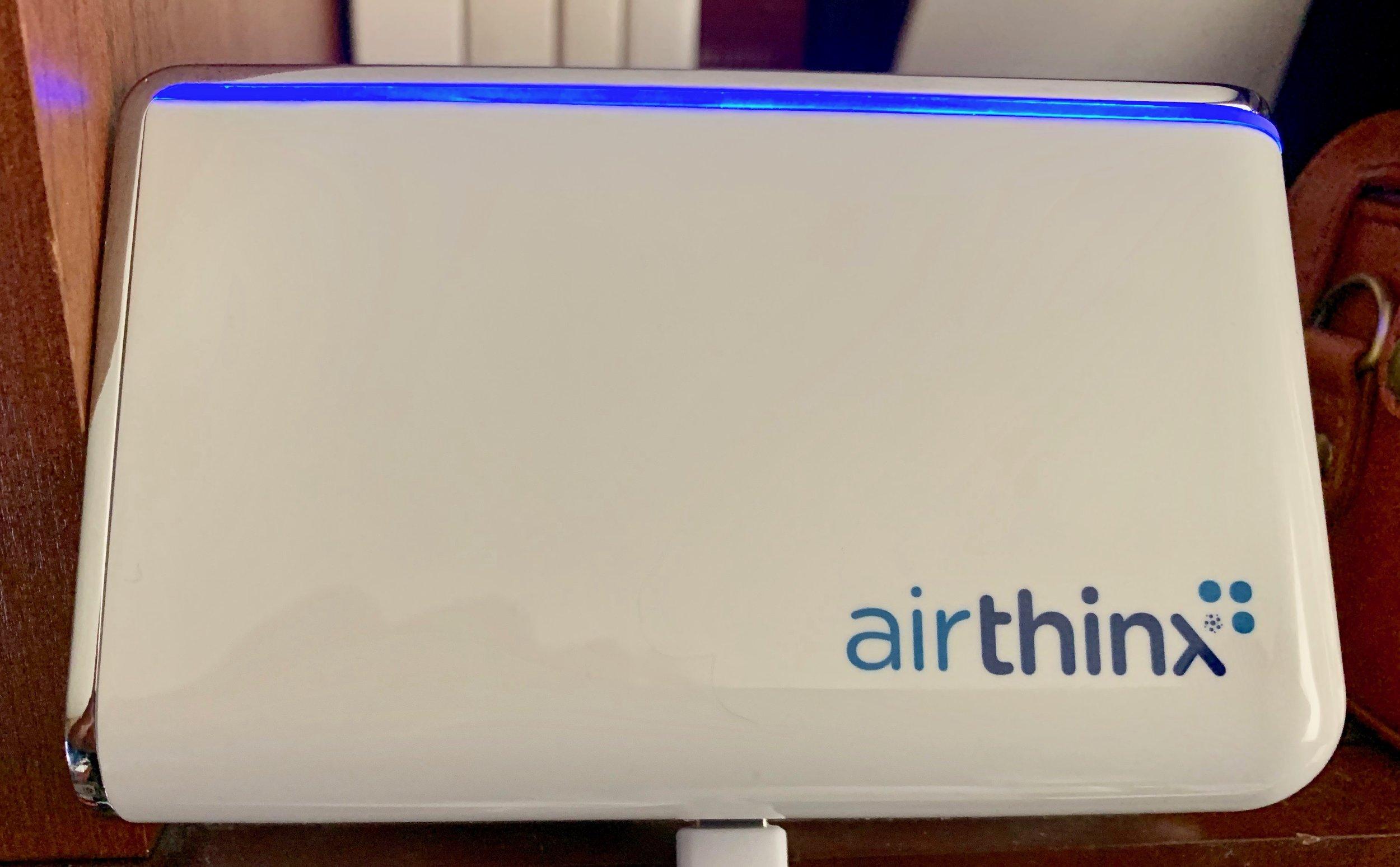 Airthinx IAQ air quality monitor