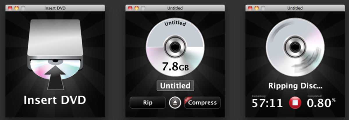 RipIt is great for moving DVD videos to your Mac (or other