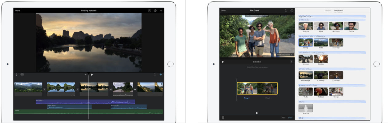 Apple updates iMovie for the iPhone and iPad — Apple World Today