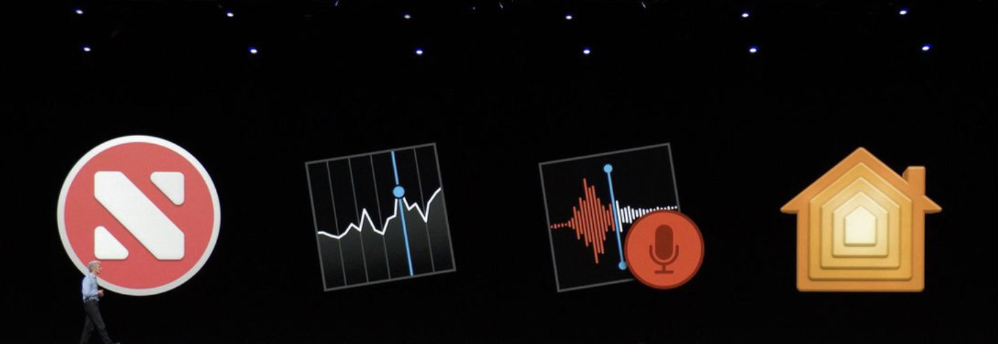 News, Voice Memos, Home, Stocks on macOS will get major