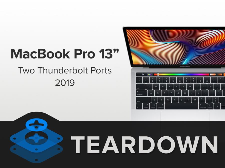 photo of News round-up: iFixIt offers a teardown of the new 13-inch MacBook Pro (and more) image