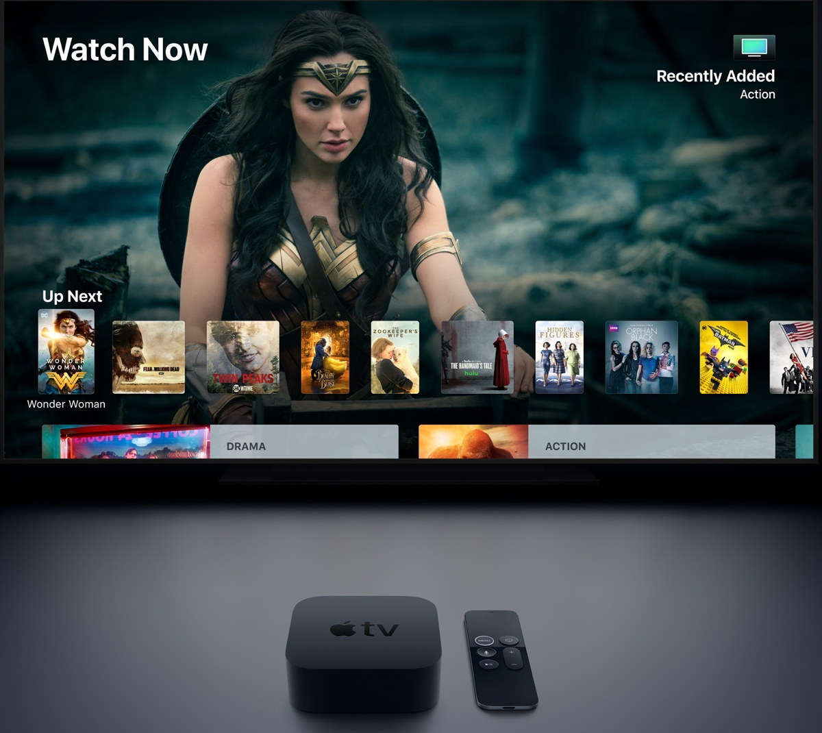 Apple TV's share of streaming device viewing hours up 129% in quarter two
