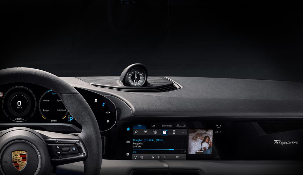 News round-up: Porsche teaming up with Apple Music (and more)