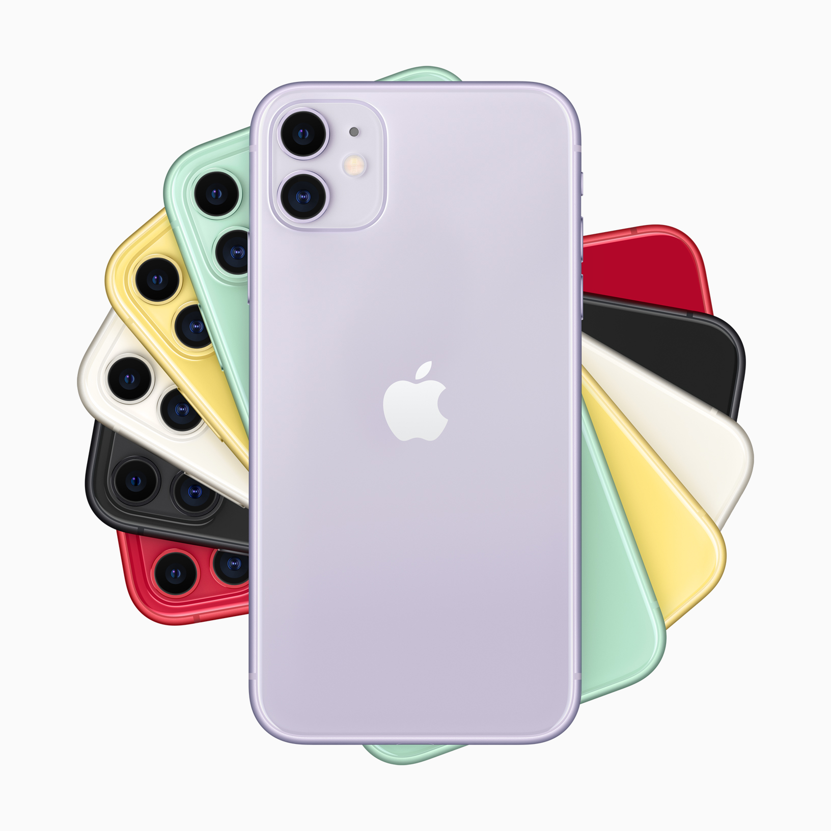 iPhone 11 advances the most popular smartphone in the world with meaningful innovations that touch areas customers see and use every day. (Image via Apple)