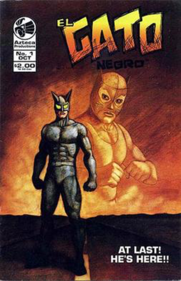 'El Gato Negro' coming to Apple TV+
