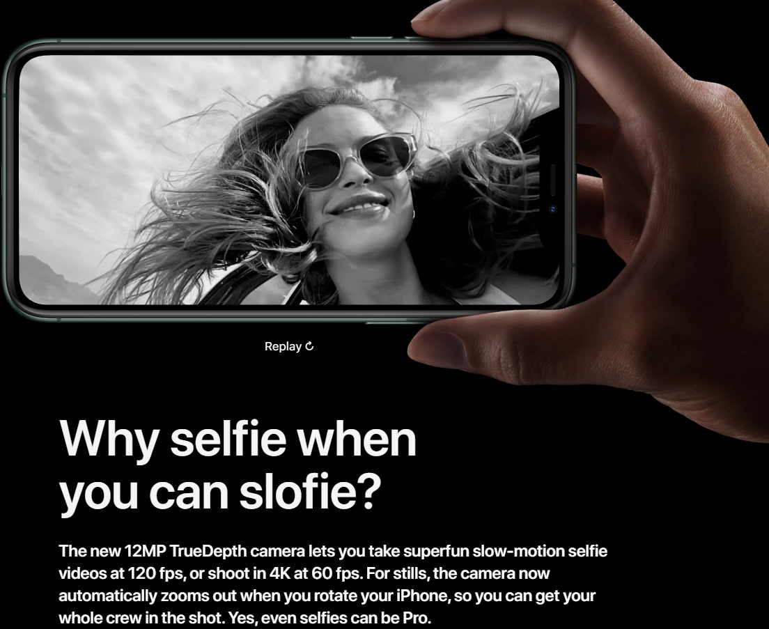 Image result for slofie apple
