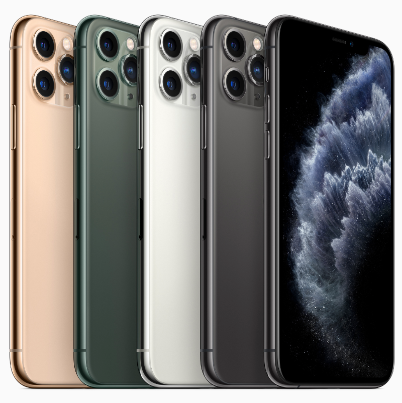 Apple issues statement on iPhone 11 Pro's location gathering